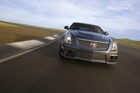 Cadillac CTS/CTS-V