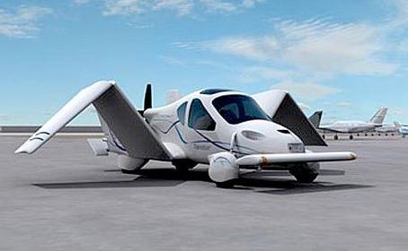 Transition: O primeiro carro voador