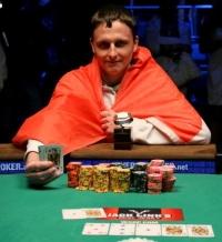 WSOP 2009: Peter Traply conquista o primeiro bracelete para a Hungria