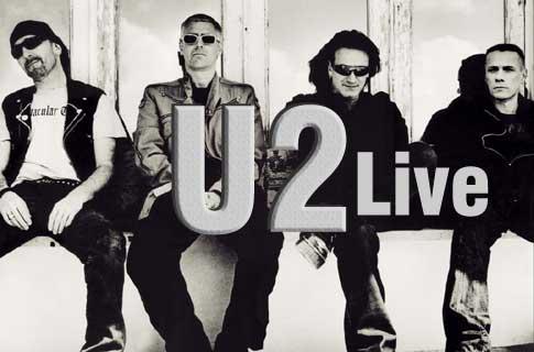 U2 concert tickets - discount code