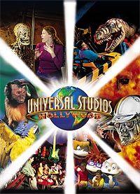 ingressos para o Universal Studios Hollywood
