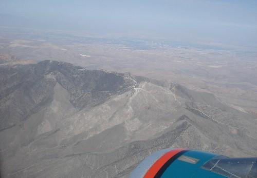 Vôo de Los Angeles para Las Vegas
