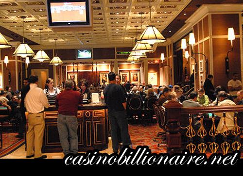Wynn: Classe e luxo no poker