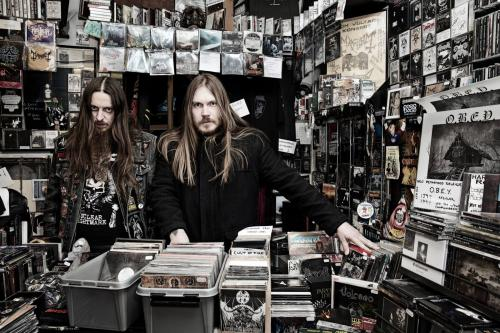 Black Metal - Helvete - record shop and meeting point
